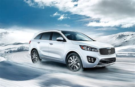 kia sorento standard features 2018 kia sorento standard features expansion and headlight