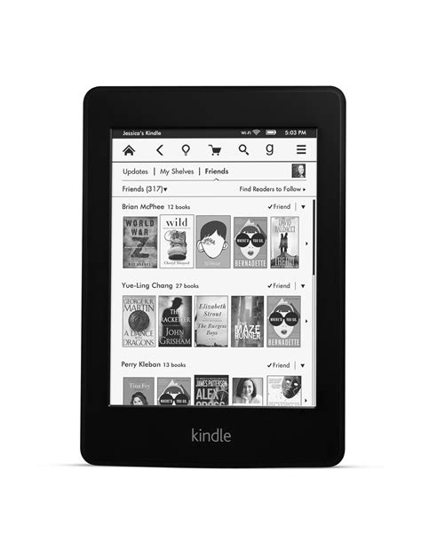 Updated Kindle Paperwhite Available for Pre-Order