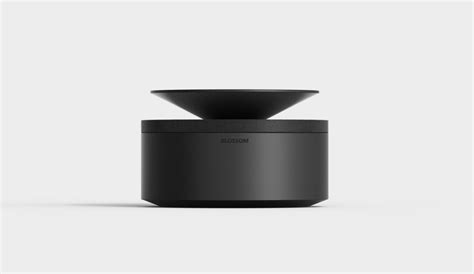 design milk speakers bebop 360 176 bluetooth speaker blossoms in sound design milk