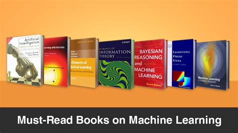 7 Must Read Books For by 7 Must Read Books To Learn Machine Learning Openxcell