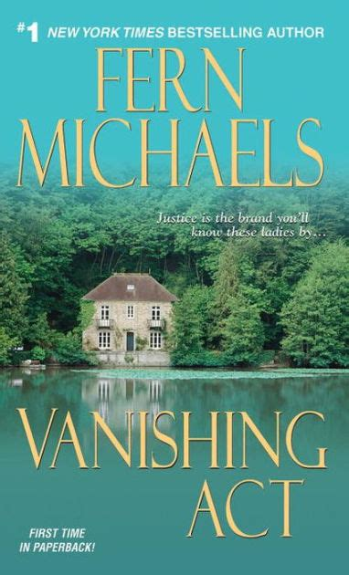 libro vanishing acts vanishing act sisterhood series 15 by fern michaels paperback barnes noble 174