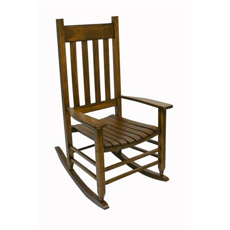 Lowes Porch Chairs by Shop Garden Treasures Wood Slat Seat Outdoor