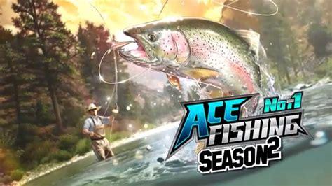 cara mod game ace fishing ace fishing season 2 official trailer hd youtube