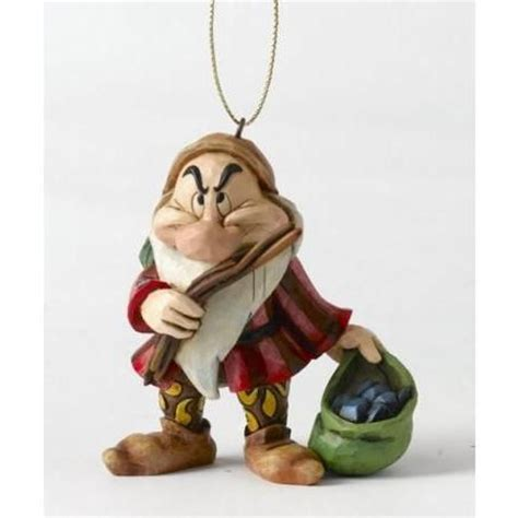 Disney Traditions Decorations by Disney Traditions Grumpy Snow White Ornament