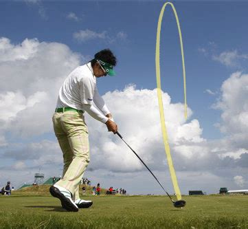 golf swing fade child s play continued the game within the game by