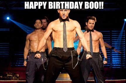 Magic Mike Meme - meme creator happy birthday boo meme generator at