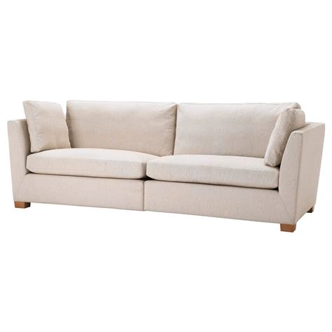 slipcovers for sofas ikea ikea stockholm cover 3 5 seat seater sofa slipcover