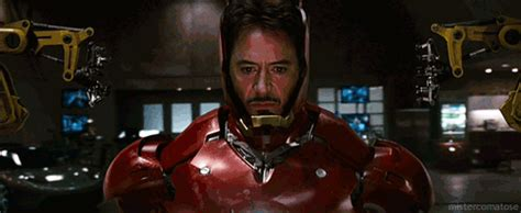 wallpaper gif iron man reactions gif find share on giphy