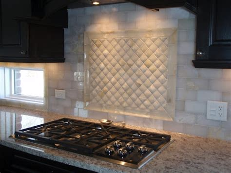 sacks tile backsplash for the home