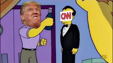 meme war trump  cnn fake news cnnmemewar youtube