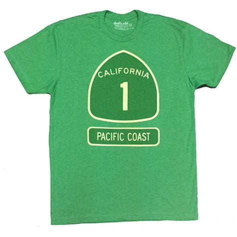 Highway 1 Pch - california 1 pacific coast highway t shirt