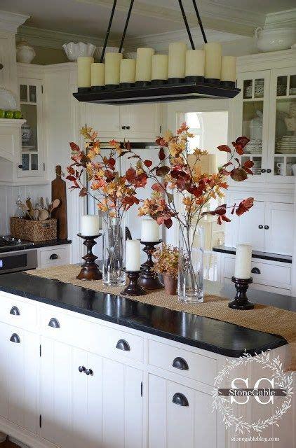 kitchen island centerpiece ideas  pinterest