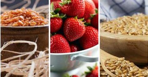 10 alimenti vi aiuteranno a combattere il bruciore di