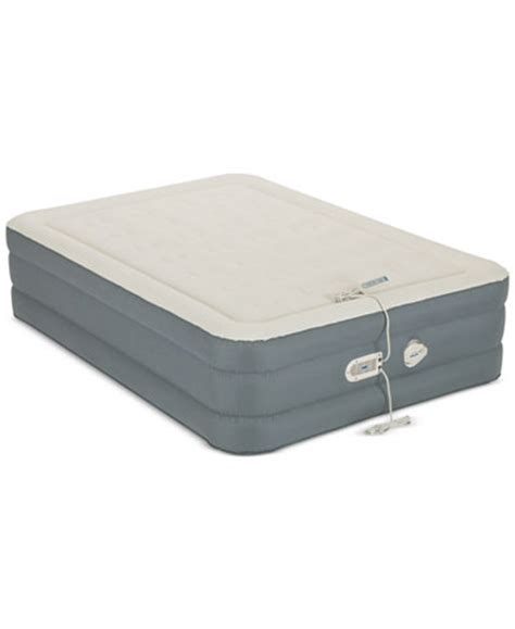 adjustable air beds aerobed full adjustable comfort air mattress personal