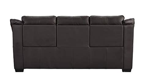 amalfi sofa reviews product reviews buy amalfi brown leather power motion