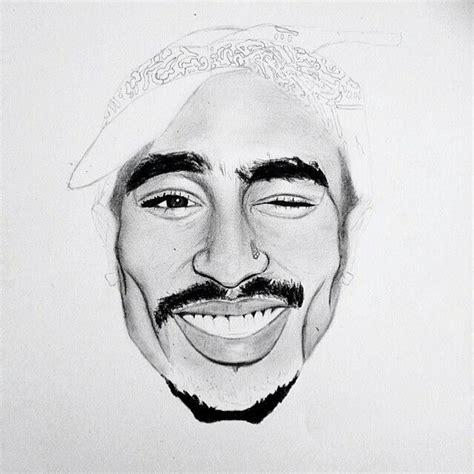 2pac Sketches by Tupac Shakur Tupac Shakur Drawings