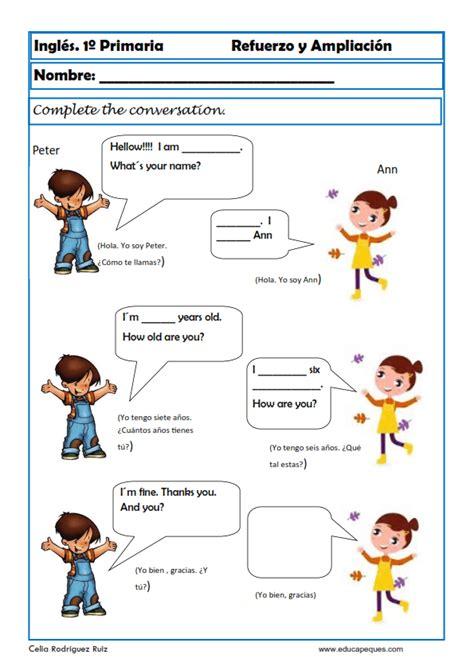 preguntas basicas en ingles pasado resultado de imagen para presentacion personal para ni 241 os
