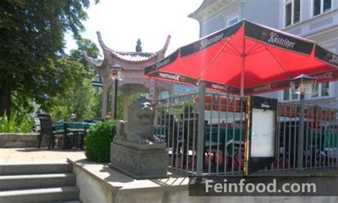 china restaurant pavillon china restaurant pavillon 中国亭大酒店 feinfood erfurt germany