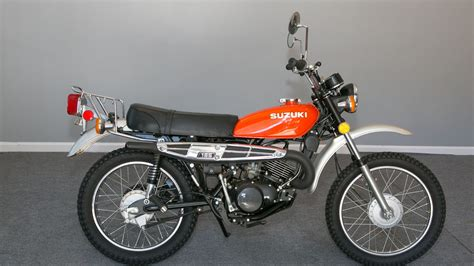 Suzuki Tc185 1976 Suzuki Tc185 Ranger F73 Chicago Motorcycles 2016