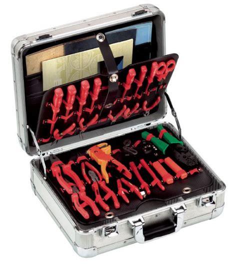cassette da lavoro valigia borsa cassetta in alluminio porta utensili