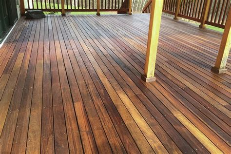 Teak Finishing Coat by Ipe Decking Finishes Professional Deck Builder