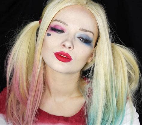 harley quinn hair color 10 harley quinn hairstyle recreations you ll want to try