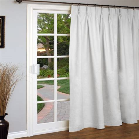 pinch pleat patio panel drapes curtain panel patio curtain design
