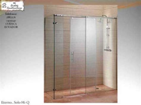 cortineros para baños en vidrio ii youtube