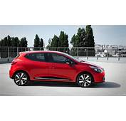 2013 Renault Clio Flame Red  HD Wallpaper 3 1920x1080