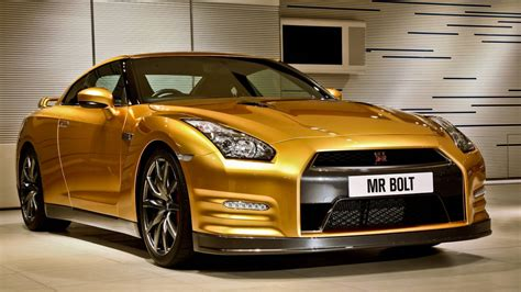 Nissan Gt R Bolt Gold Headed Down Under After Australian