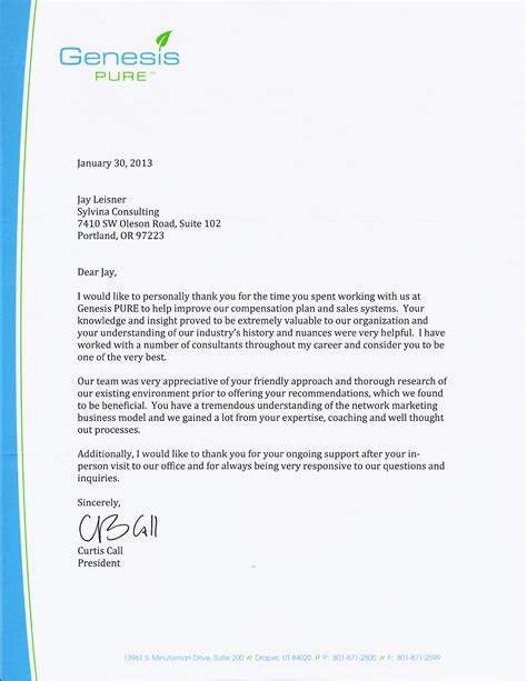 thank you letter after office thank you letter after office visit ideas writing