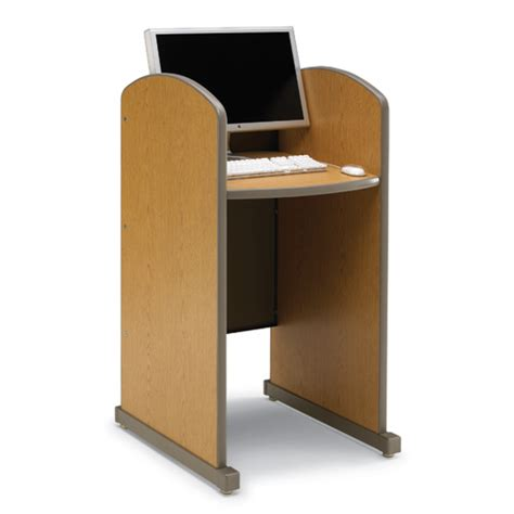 Desk Carrels by Carrels Kiosks