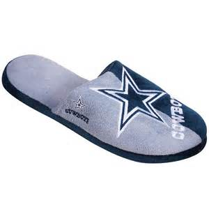 dallas cowboys slippers dallas cowboys s slippers kiditude