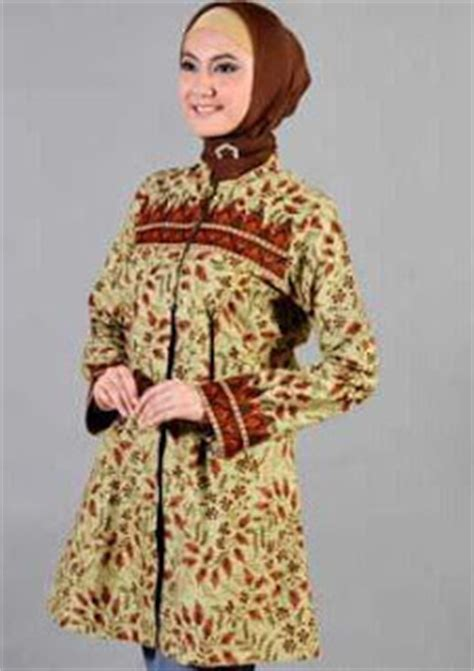 Baju Atasan Muslim Terbaru T54 Blus Wanita Tunik Modern Fashion Blouse model baju batik atasan tunik cantik elegan model baju