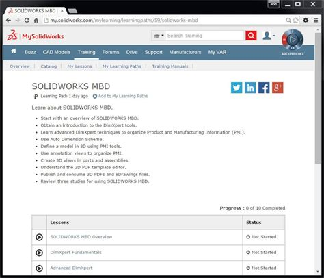 tutorial solidworks mbd experience solidworks mbd