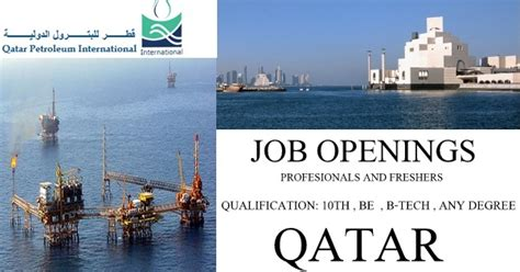 Fresher Mba In Qatar by Qatar Petroleum Corporation Announced Recruitment For