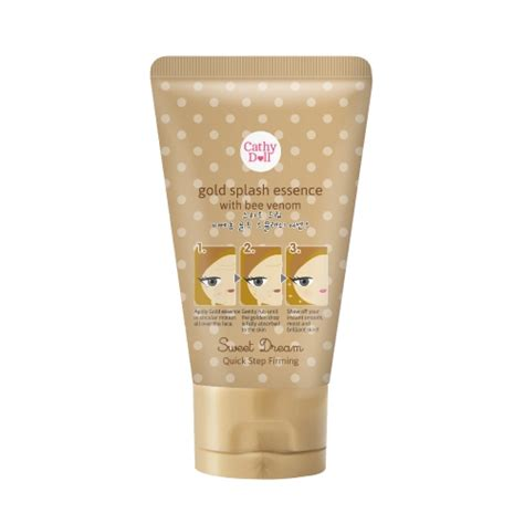 Harga Makarizo Gold jual cathy doll gold splash essence with bee venom murah