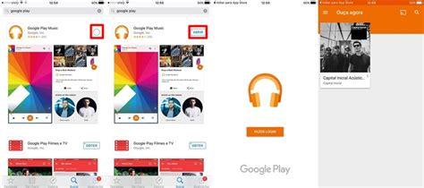 baixar google play para iphone baixar play store como baixar a google play store no iphone