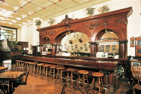 world famous palace bar inspiration   western