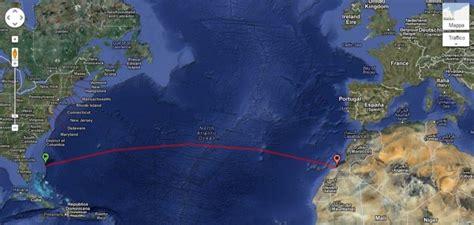 distanze tra porti misurare le distanze nautiche grazie a maps m b