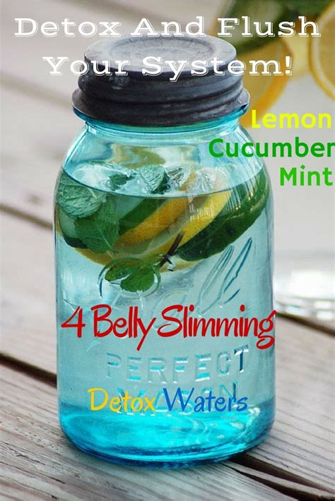 Ch New Flush Out Detox by The 25 Best Flush Water Ideas On Belly