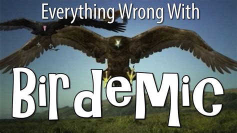 everything wrong with the room everything wrong with birdemic shock terror