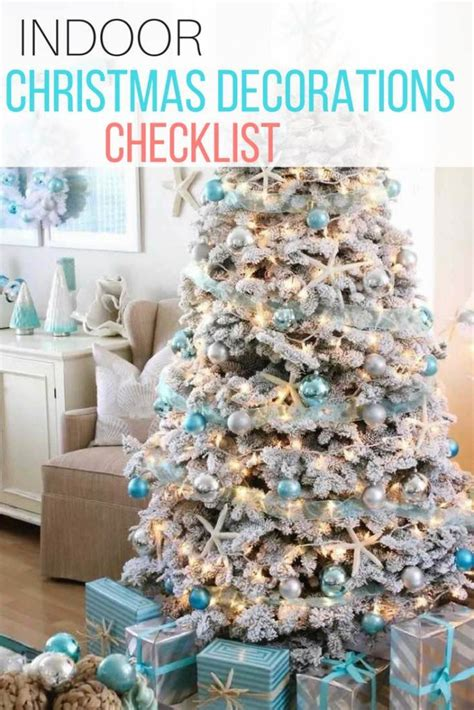 easy diy indoor christmas decorations