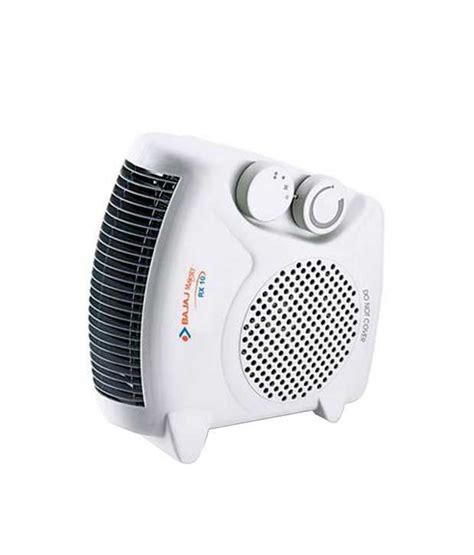 Room Heater by Bajaj Rx10 Room Heater Buy Bajaj Rx10 Room Heater At Best Prices In India On Snapdeal