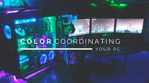 gaming in color color coordinating your gaming pc avadirect