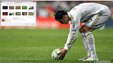 themes ronaldo com download cristiano ronaldo windows 7 theme 1 00