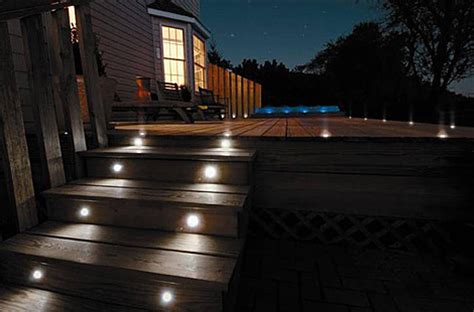 Patio Step Lights 8 Ways To Use Step Lights Photo Inspiration Pegasus Lighting