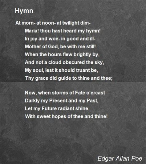 21 letters an ode to the struggle books hymn poem by edgar allan poe poem