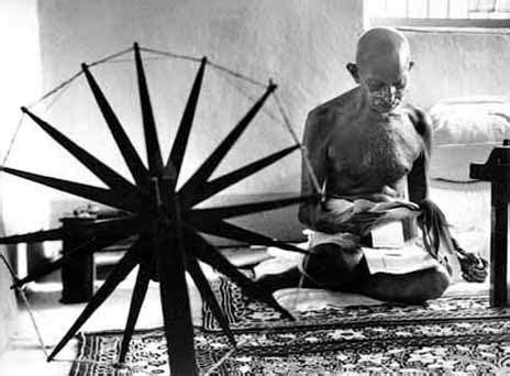 biography ni mahatma gandhi mahatma gandhi s prison charkha to be auctioned in uk