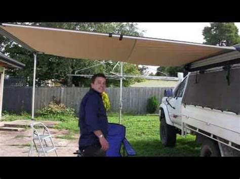 ridge ryder awning review tripn com au ironman4x4 awning review youtube